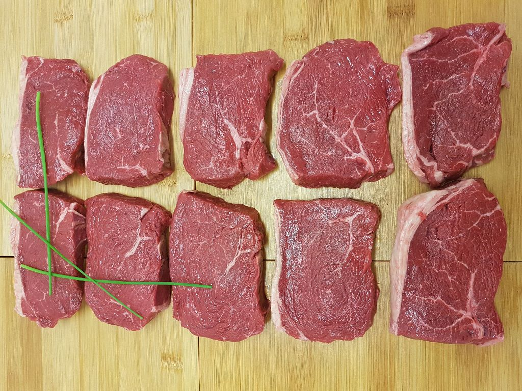 Bulk Buy Rump Steak